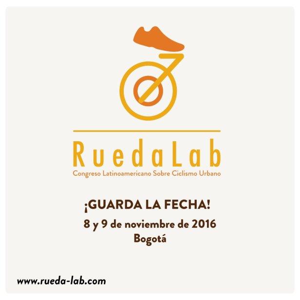 Afiche Congreso Latinoamericano sobre Ciclismo Urbano