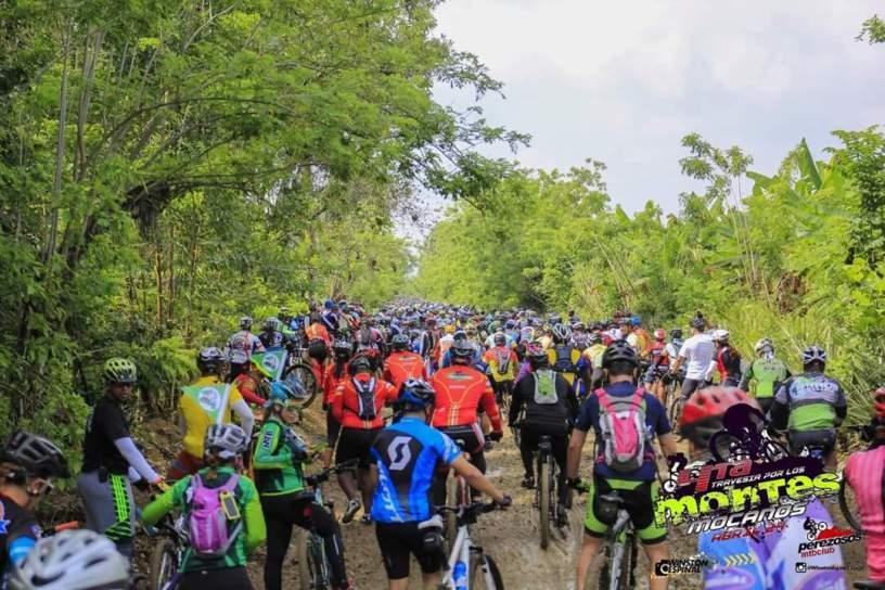 Paseo en Bicicleta Cabrera 2017